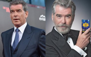 VIDEO: Shocking: Pierce Brosnan Says Pan Bahar Ad Was Unauthorised