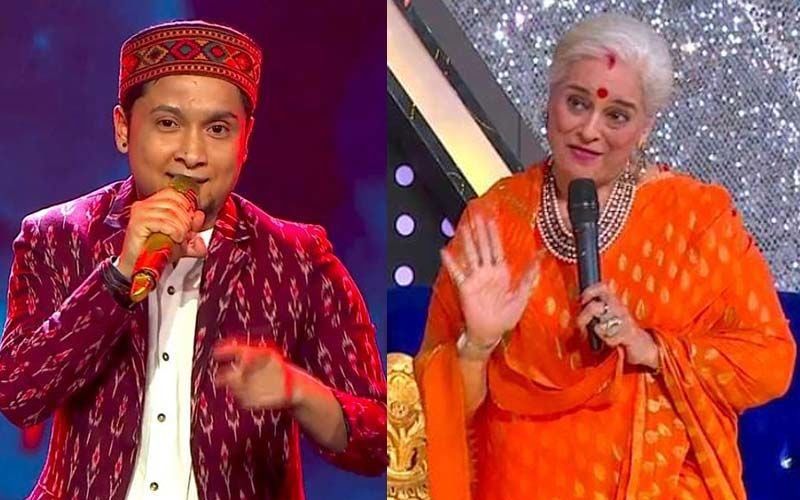 Indian Idol 12: Poonam Sinha Is Mighty Impressed By Pawandeep Rajan's Performance; Confesses He Is Her 'Favourite' Contestant