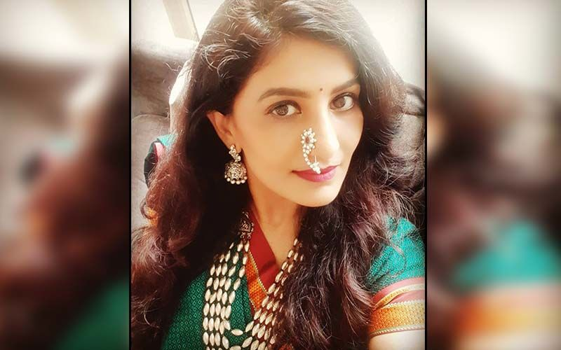 Nail Polish Fame Poonam Shende To Star As A Lead In Upcoming Marathi Cop Film