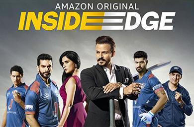 Poster Of Inside Edge