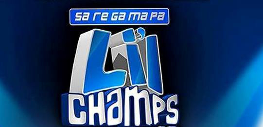 Poster Of Sa Re Ga Ma Pa Lil Champs
