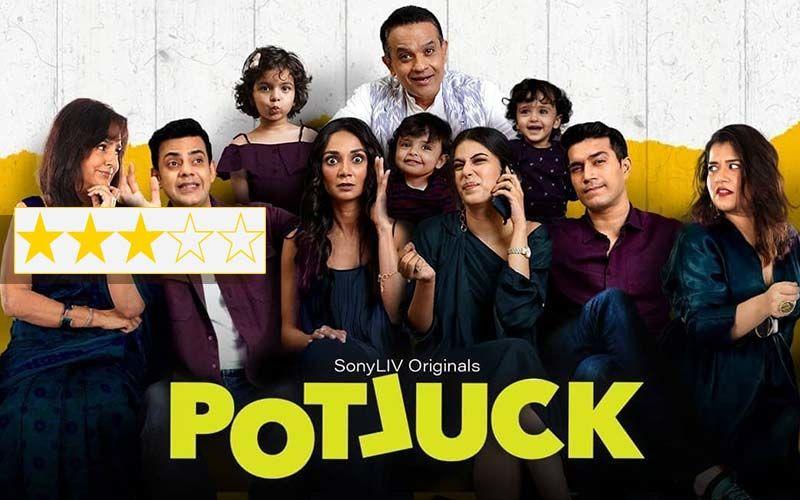 Potluck Review: Ira Dubey, Cyrus Sahukar, Shikha Talsania's Series Is A Posh Modern Family Drama With Potful Of Entertainment