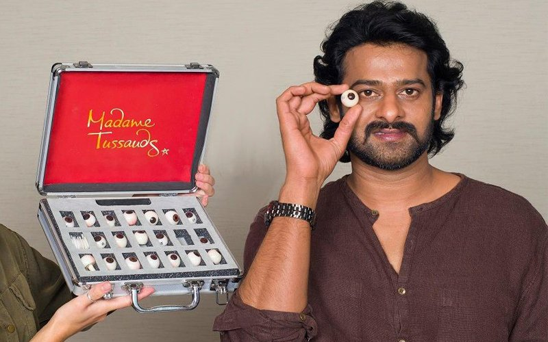 Prabhas Becomes The First South Indian Actor To Get Immortalized At Madam Tussauds Museum