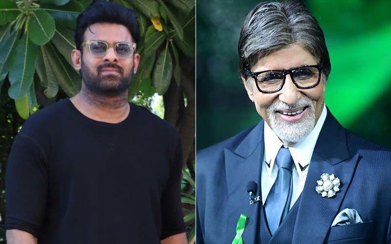 Happy Birthday Amitabh Bachchan: Prabhas Wishes His Co-Star On His 78th Birthday