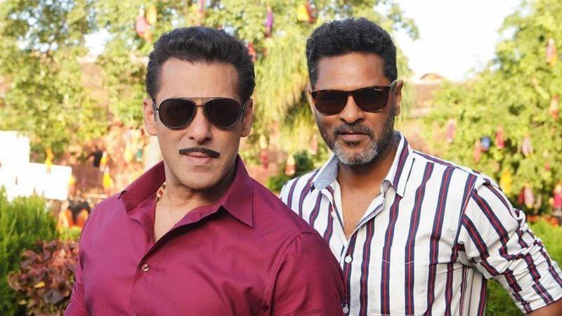 Radhe: Prabhu Deva Feels Salman Khan Gave His Career A Boost; Says The Film Will Work As A Stress Buster