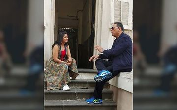 Prajakta Mali's Fan Moment As She Is In Conversation With Bollywood's Veteran Actor Boman Irani
