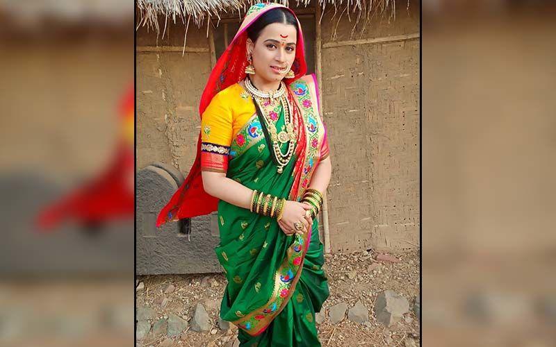 Bridal Look Suits Prajakta Gaikwad, Are Wedding Bells In The Air?