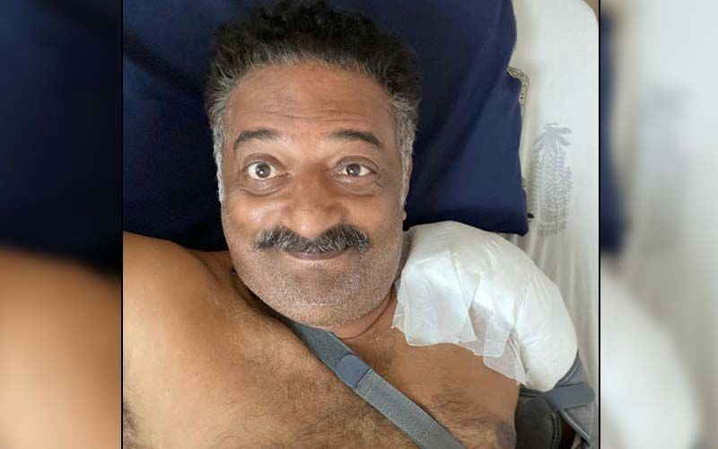 Prakash Raj Health Update: Actor Shares A Selfie Post Surgery As He Thanks Fans For Their Prayers And Promises To Be 'Back In Action Soon'