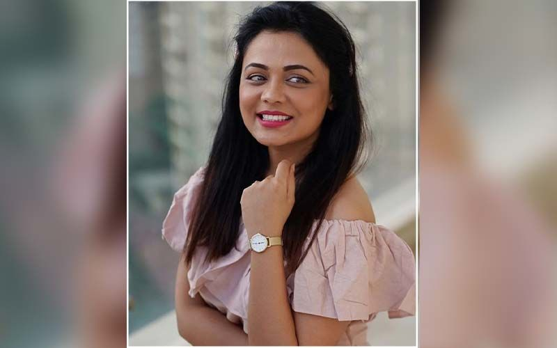 Prarthana Behere Sets New Fashion Goals On Instagram