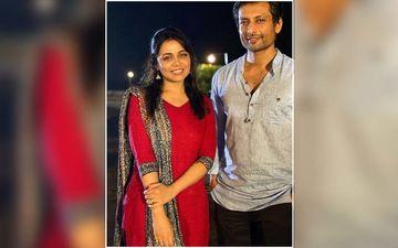 Prarthana Behere Makes A New Friend With Indraneil Sengupta For This New Web Film