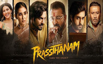 Prassthanam Title Track Out: First Song From Sanjay Dutt's Political Drama Is High On Emotion