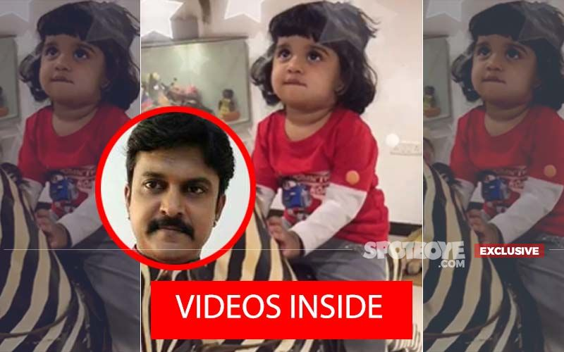 Pratish Vora Shares Videos Of His Daughter Who Choked To Death On A Toy; See Her Playing And You Will Cry