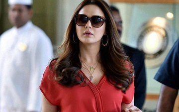 Preity Zinta Takes To Twitter To Rant About 'Scary' Paparazzi