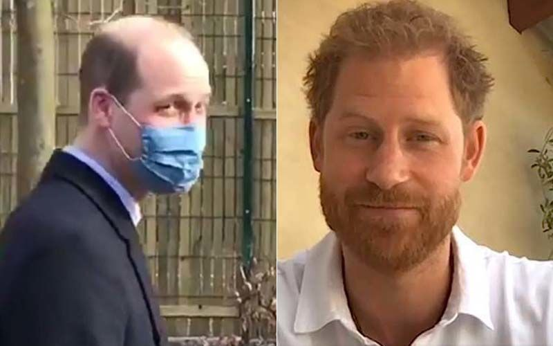 Prince Harry And Prince William Will NOT Walk Side By Side At Prince Philip's Funeral - Details Inside
