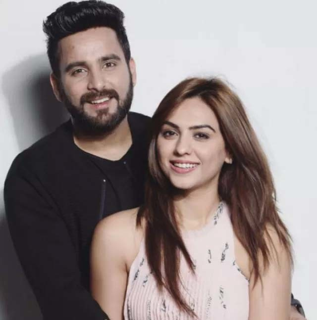 Priya Bhatija With DJ Kawaljee