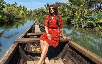 Priyanka Sarkar Shares A Beauiful Throwback Picture From Her Kerala Vacation