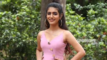 Wink Girl Priya Prakash Varrier Talks About Her Journey; Feels 'Blessed' To Have Received All The Love And Support At An Early Age