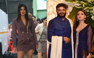 Priyanka Chopra Addresses Brother's Link-Up Rumours With Neelam Upadhyay, Says 'Ask Him Next Time'