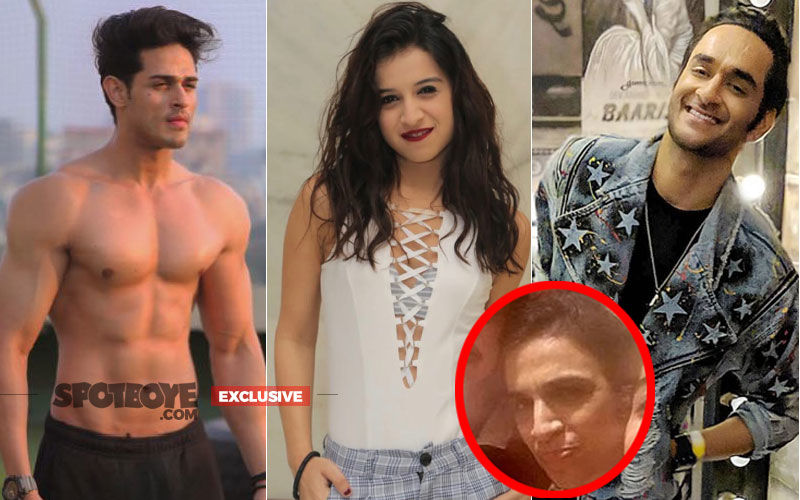 "Benafsha Soonawalla's Mom On Her Daughter's Boyfriend Priyank Sharma's Fight With Vikas Gupta, ""Leave Me Alone, No Comments"""