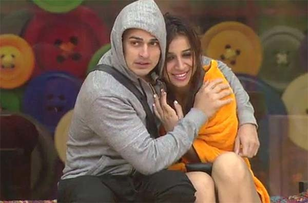 Priyank Sharma With Benafsha Soonawalla