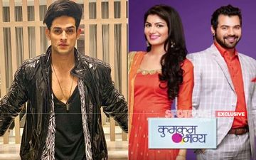 Priyank Sharma Denies Playing Sriti Jha- Shabir Ahluwalia's Son In Kumkum Bhagya