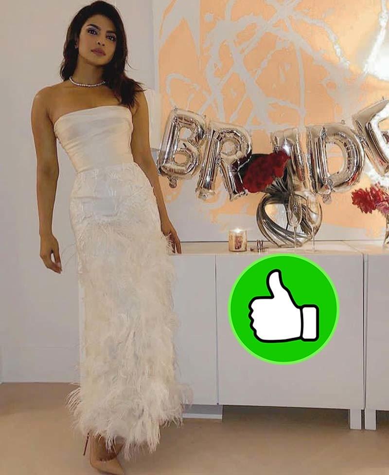 Priyanka Chopra Celebrated Her Bridal Shower In NYC