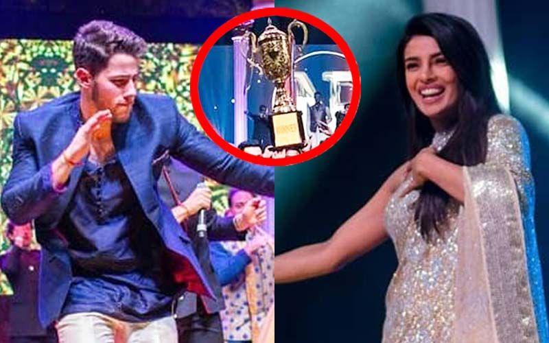 Team Priyanka Chopra Or Team Nick Jonas-Who Won The Sangeet Trophy? - Parineeti Chopra Reveals!