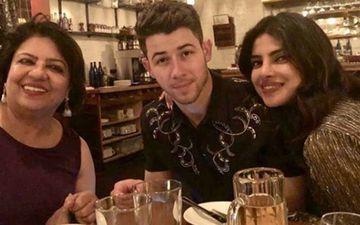 Priyanka Chopra Was Asked If Nick Jonas Touches Her Mom Madhu Chopra's Feet When He Meets Her; Here's What She Said