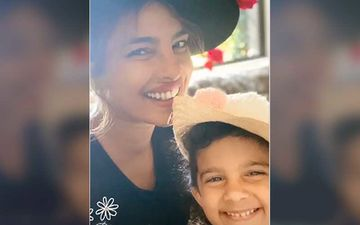 Priyanka Chopra Plays Dress Up For A Pretend Tea Party With Her Niece As She Craves Chips; We WANT