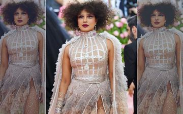 BOLD, BOLDER, BOLDEST: Priyanka Chopra Makes Jaws Drop At The 72nd MET Gala