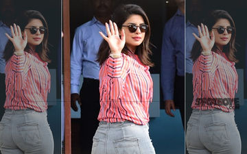 Does Priyanka Chopra's Day Clock 48 Hrs? Actress Flies Off To Another Destination For The Sky Is Pink Promotions