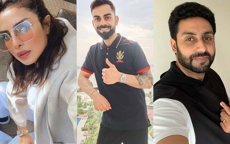 When Priyanka Chopra Jonas Asked Virat Kohli About Sachin Tendulkar, But Abhishek Bachchan's Response Had Everyone Clapping - WATCH