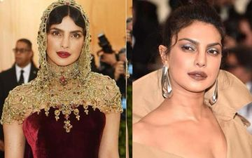 All Eyes On Priyanka Chopra Jonas' MET Gala look !