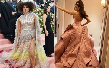 Priyanka Chopra And Deepika Padukone Brought The Drama Needed At MET Gala