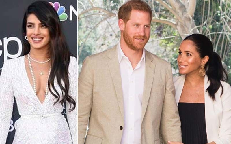 Priyanka Chopra Congratulates Meghan Markle And Price Harry; It's A Baby Boy!