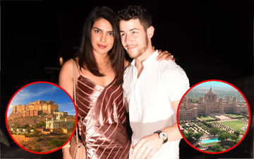 Priyanka Chopra-Nick Jonas Wedding: Venue For Sangeet Ceremony Shifted From Mehrangarh Fort To Umaid Bhawan