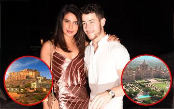 Priyanka Chopra-Nick Jonas Wedding: Venue For Sangeet Ceremony Shifted From Mehrangarh Fort To Umaid Bhawan