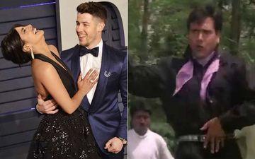Priyanka Chopra's Husband Nick Jonas Grooves To Govinda's Meri Pant Bhi Sexy Number