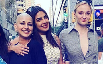 Sonali Bendre Reveals The Highlight Of Her Girls' Day Out And It's Not Priyanka Chopra Or Sophie Turner