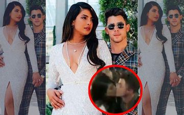 Sparkling Priyanka Chopra Kisses Nick Jonas As He Performs At Billboard Music Awards 2019 After 10 Years!