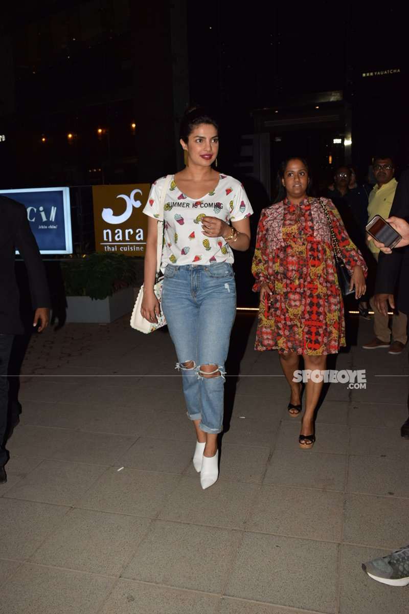 Priyanka with Arpita