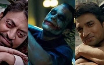 Fans Point Out At Exact Same Scenes In Irrfan Khan, Sushant Singh Rajput And Heath Ledger's Last Films - Stars Who Left Us Too Soon