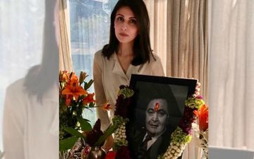 Riddhima Kapoor Sahni Grieves Death Of Rishi Kapoor, Irrfan Khan, Wajid Khan And Sushant Singh Rajput; 'Legends Live On'