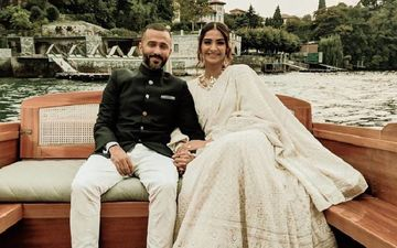 Amidst All The Trolling, Sonam Kapoor Makes An Appreciation Post For Husband Anand Ahuja Thanking Him For Some 'Extra Love'
