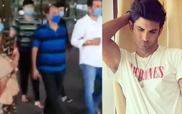 Sushant Singh Rajput Death: Late Actor's Father Arrives In Mumbai From Patna; Family Heads To His Home In Bandra - VIDEO