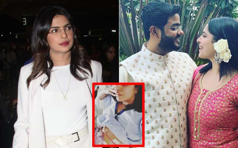 Priyanka Chopra's Brother Siddharth's Wedding Postponed; Bride-To-Be Undergoes Surgery