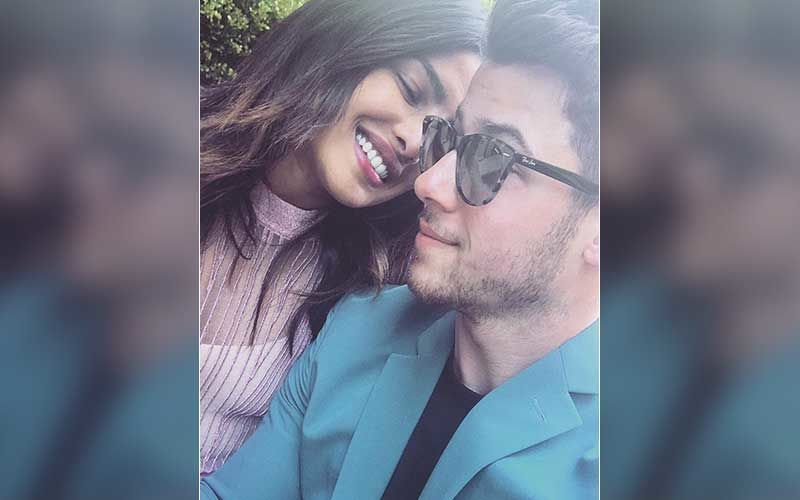 Nick Jonas Can't Stop Gushing Over Wifey Priyanka Chopra As She Surprises Her Ahead Of Jonas Brother Concert; Says 'You're The Best'