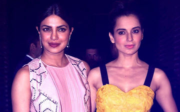'Spoke To Priyanka, She's Excited,' Says Kangana. Did She Just Confirm The Chopra-Jonas Wedding?