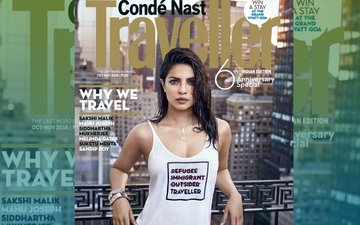 It Was A Comment On Xenophobia: Mag On Controversial Priyanka Chopra Cover