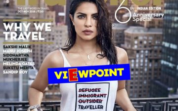 Priyanka Chopra Magazine Cover Controversy: Much Ado About Nothing?